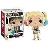 Funko 599386031Pop!Figurine DC Suicide Squad Harley Quinn avec Robe