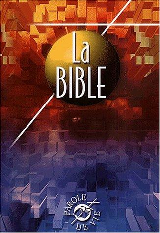 La Bible. Edition interconfessionnelle avec les livres deutérocanoniques