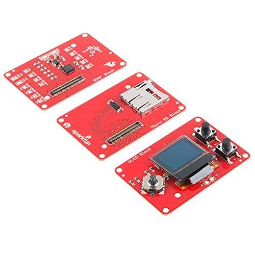 KIT-13094 SparkFun Sensor Pack for Intel® Edison SparkFun -