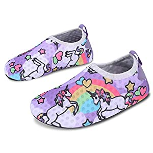 JOINFREE Niños Niñas Nadar Zapatos