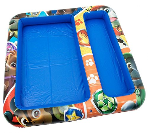 Character Paw Patrol gonfiabile 'Sand & Water-Tappetino da gioco, giocattoli per bambini