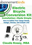 Electric Bicycle Conversion Kit Insta...