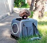 Kleine Haustier Teddy gehen tragbare Haustier Schulter diagonal Hund Geldbörse Kit Anti-Moskito-Tasche