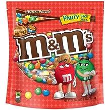 M&M's American Peanut Butter - M&M's au beurre de cacahuète - Taille XXL - 1077g 38 oz Bag