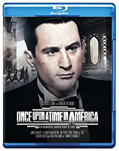 Once Upon a Time in America: Extended Director's [Blu-ray] [US Import]