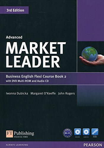 Market leader. Advanced. Flexy. Con espansione online. Per le Scuole superiori. Con DVD-ROM: 2