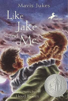 [Like Jake and Me] (By: Mavis Jukes) [published: December, 2005]