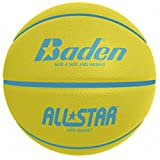 Baden Unisex All Star Basketball 4, Yellow, Size - Best Reviews Guide