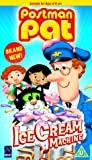 Postman Pat: Postman Pat And The Ice Cream Machine [VHS]