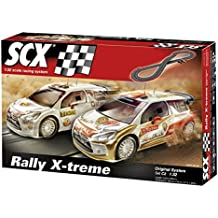 Scalextric Digital System - Circuito C2 Rally X-Treme Scalextric