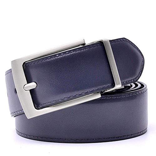 aoliaoyudonggha Reversible Buckle Belt Designer Belts Men Genuine Leather Luxury Strap Male Belts