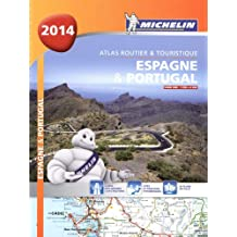 Espagne & Portugal : Atlas routier et touristique 1/400 000
