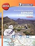 Atlas Espagne & Portugal 2014 Michelin