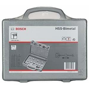 bosch 2605438166 coffret pour scie cloche vide. Black Bedroom Furniture Sets. Home Design Ideas