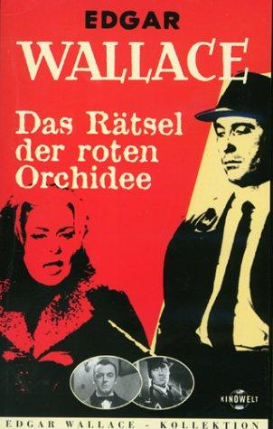 Das Rätsel der roten Orchidee [VHS]