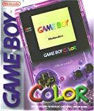 Game Boy - Gerät Color Clear -