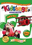 Kidsongs - Let's Go (Cars Boats Trains & Planes / I Can Do It / I'd Like to Teach the World to Sing / Ride the Roller Coaster) [Import USA Zone 1]