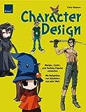 Character Design: Manga-, Comic- und Fantasyfiguren entwerfen - Chris Patmore
