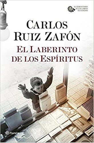 El laberinto de los espíritus por Ruiz Zafón  Carlos