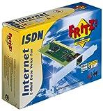 AVM FRITZ Karte PCI V2.1 interne ISDN-Karte