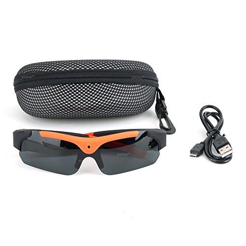 WISEUP Sport-Sonnenbrille mit Videokamera - 8