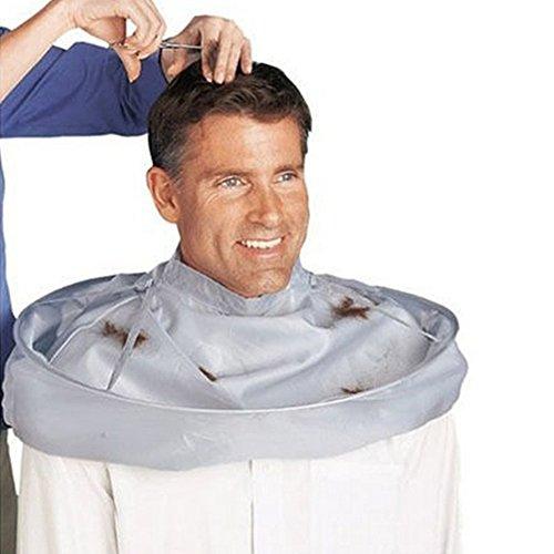 Capa de corte de pelo para peluquería, para adultos