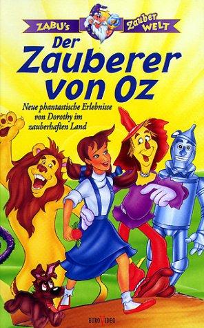 Der Zauberer von Oz [VHS]