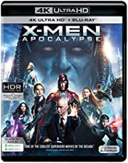 X-Men: Apocalypse (4K UHD & HD) (2-Disc)