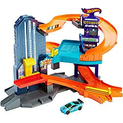 Hot Wheels City Garage