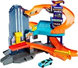 Hot Wheels CDL36 - Coffret Garage Ville