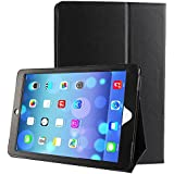 subtel® Smart Case pour iPad Air (A1475 / A1474) (Wake / Sleep) Housse Pochette Etui Flip Cover
