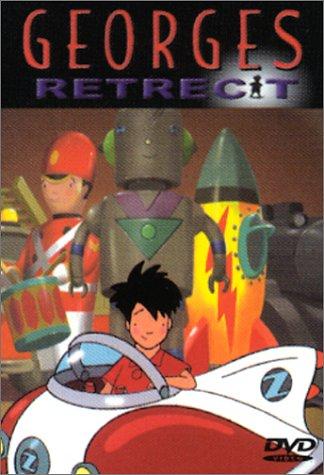 Georges Rétrécit - Vol.1 : Bon anniversaire papa / Une nouvelle amie / Les Aventuriers de l'espace / Un travail d'équipe