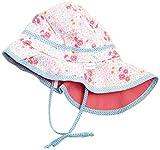 Sterntaler Baby - Mädchen Mütze Flapper M. Nackenschutz