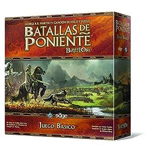 Edge Entertainment- Batallas De Poniente - Español (Fantasy Flight Games EDGBW01)