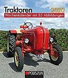 Traktoren 2020: Wochenkalender mit 53 Fotografien -