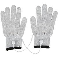Elektroden Handschuhe,1 Paar Schmerzlinderung Pulse Elektrotherapie Massager Leitfähige Handschuhe (L) preisvergleich bei billige-tabletten.eu