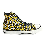 Converse Chuck Taylor All Star High Animal Print Leopard OLD GOLD BLACK WHITE 540284F Fresh Colors Limited Edition