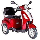 Rolektro E-Trike 25 Rot mit EU Zulassung Elek...Vergleich