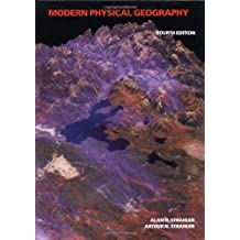 Modern Physical Geography by Alan H. Strahler (1991-10-30)