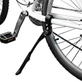 BV Bicycle Alloy Adjustable Height Rear Kickstand, for Tube...
