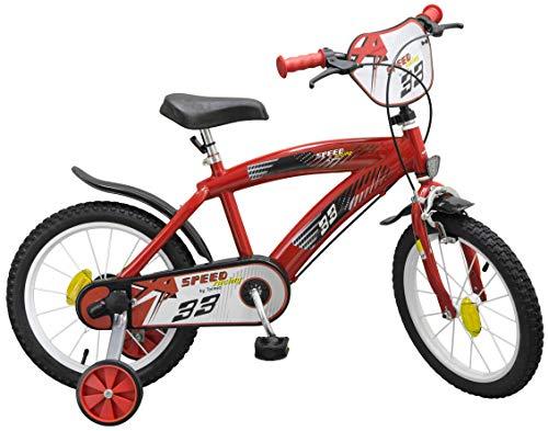 Unbekannt 16 16 Zoll Kinderfahrrad Kinder Jungen Fahrrad Rad BMX Bike Jungenfahrrad Speed ROT TX
