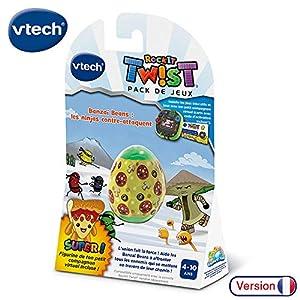 VTech - Rockit Twist-Juego Banzai Beans-Les Ninjas Contrapeso Educativo 80-495105, Multicolor