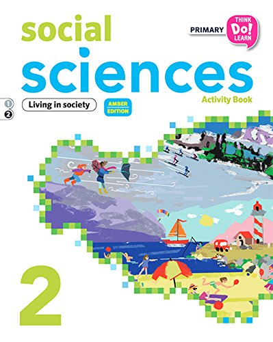 Think Do Learn Social Sciences 2nd Primary. Activity book pack Amber