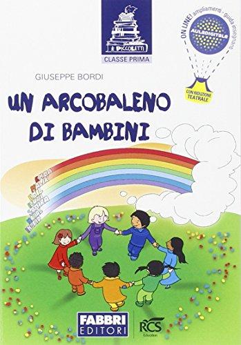 Un arcobaleno di bambini