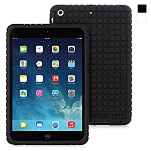Snugg® iPad Mini / 2 / 3 Case - Silicone Case with Lifetime Guarantee (Black) for Apple iPad iPad Mini / 2 / 3
