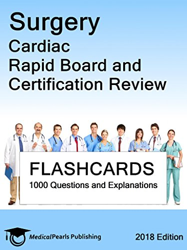 Surgery Cardiac: Rapid Board and Certification Review (English Edition)