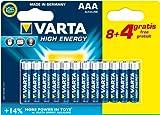Varta 04903 121 472 Alkaline Batterie 'High Energy',...