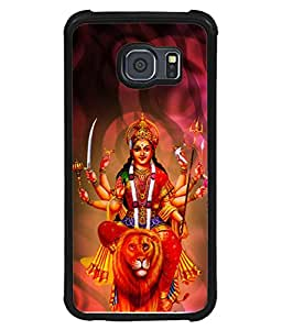 PrintVisa Designer Back Case Cover for Samsung Galaxy S6 Edge+ :: Samsung Galaxy S6 Edge Plus :: Samsung Galaxy S6 Edge+ G928G :: Samsung Galaxy S6 Edge+ G928F G928T G928A G928I (Ram Rama Ganesh Ganapati Krishna Srikrishna Kisna Kanayya Kanaiyah Mohana)