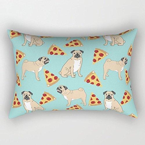 12x 20Inches/30por 50cm perros manta fundas de cojín, 2lados adorno y regalo...