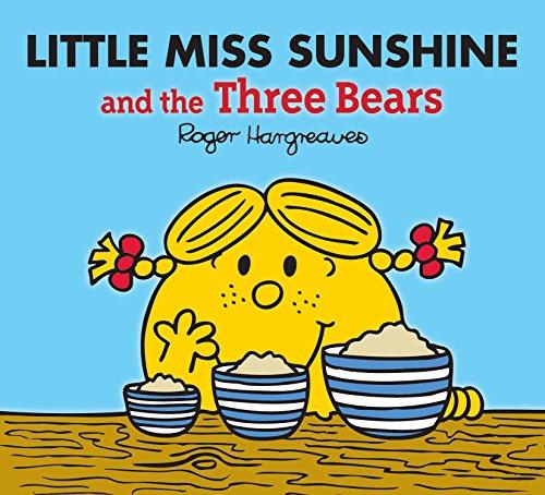 Little Miss Sunshine and the Three Bears (Mr. Men & Little Miss Magic) por Adam Hargreaves